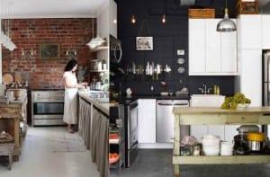 Mesas tocineras para la cocina