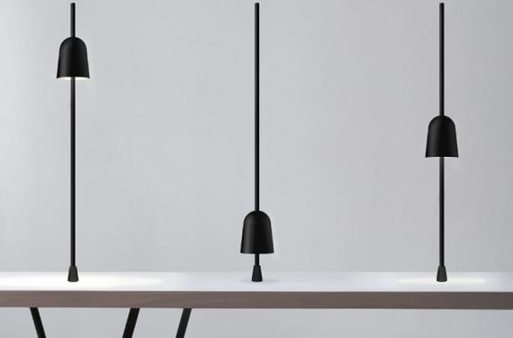 Lámpara Ascent de D. Rybakken para Luceplan