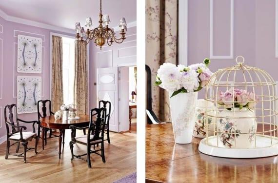 Mikado suite dining room