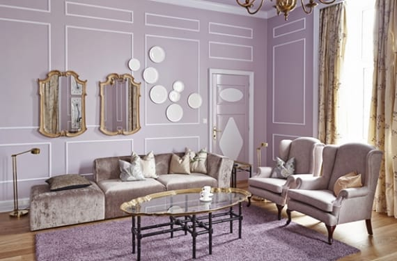 Mikado suite living room.