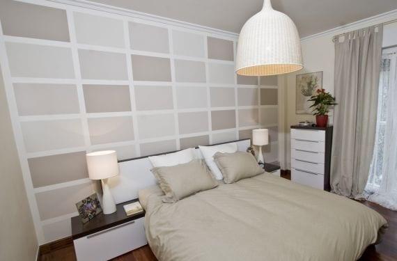 C mo pintar una habitaci n de manera original for Como pintar una habitacion
