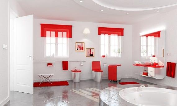decorar-cuarto-de-baño-moderno