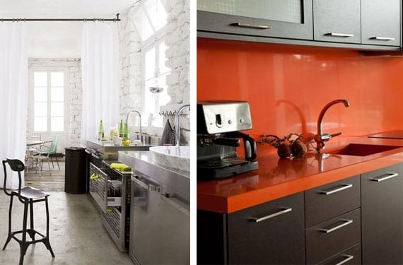 Materiales para tus encimeras de cocina - Nuevos materiales para encimeras de cocina ...