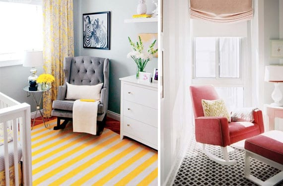 Sillas y butacas mecedoras para la habitaci n del beb for Sillas para habitacion