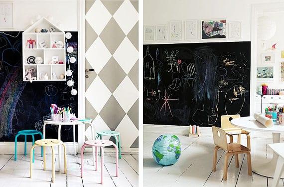 Como organizar y decorar un cuarto de juegos infantil