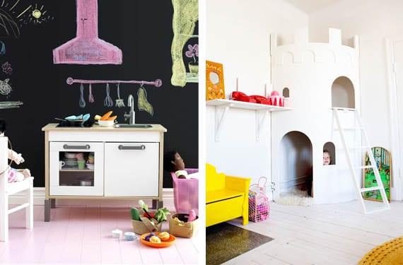 Como organizar y decorar un cuarto de juegos infantil for Como decorar habitaciones de ninos