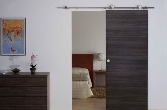 puertas correderas para ganar espacio