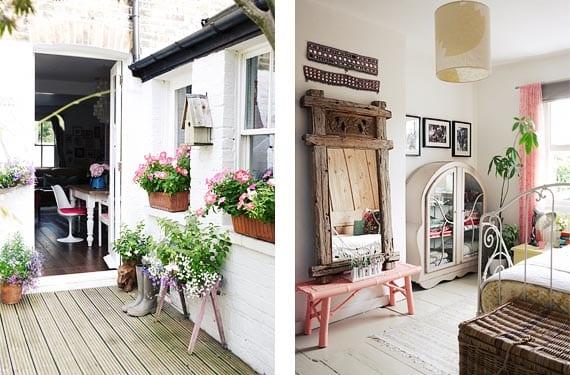 Decoración casa Londres