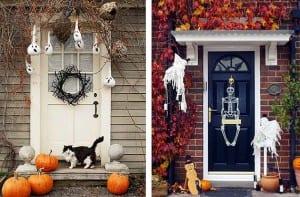 Puertas halloween