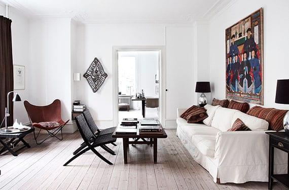 Apartamento bohemio Dinamarca