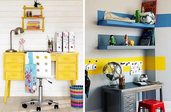 Imprescindibles en una zona de estudio infantil for Zona de estudio