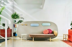 Sofa Float catálogo Sancal