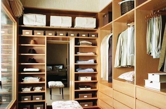 Como Organizar Un Vestidor En El Dormitorio - Como-organizar-un-vestidor