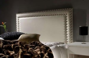 Cabeceros de piel para tu dormitorio
