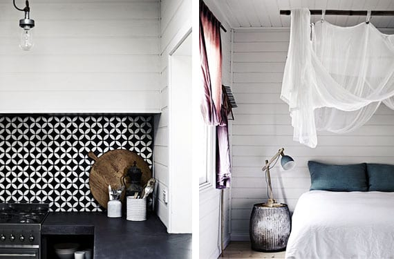 Casa rural chic Melbourne