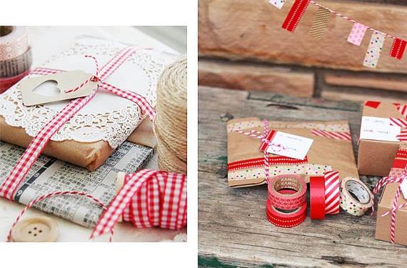 Ideas para envolver regalos esta navidad - Ideas para envolver regalos navidenos ...