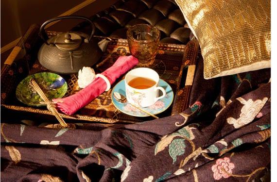 Zara Home colección oriental