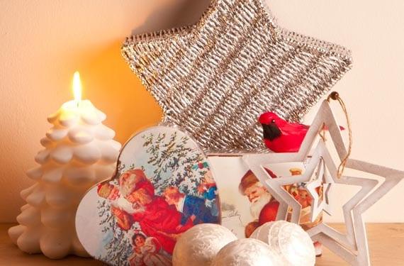 La decoración navideña de Zara