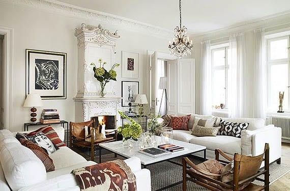 Apartamento clásico