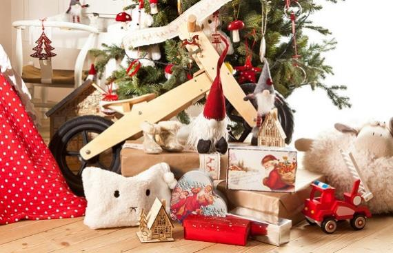 Árbol de Navidad de Zara Home