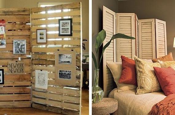 Biombos para decorar en diferentes estilos - Biombos de madera ...