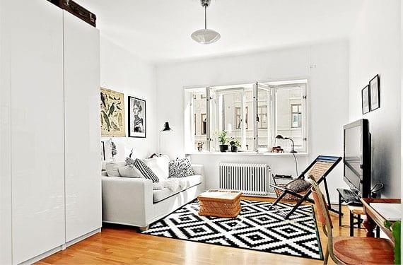 Decoración apartamento pequeño