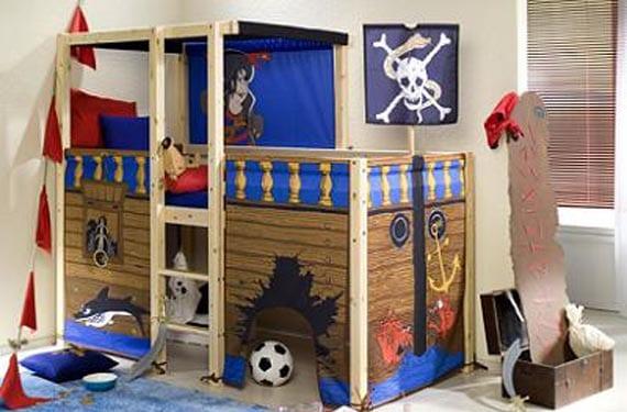 Dormitorios originales para ni os - Habitaciones originales para ninos ...