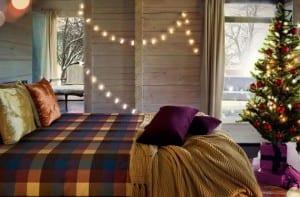 Dormitorios para Navidad