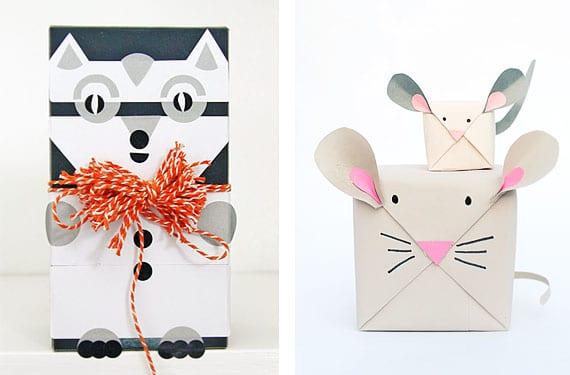 Como envolver los regalos de forma original para los ni os - Envolver libros de forma original ...
