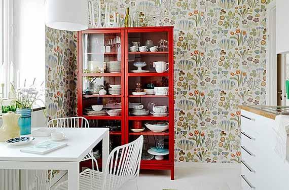 Muebles reciclados en tonos intensos - Armarios antiguos baratos ...