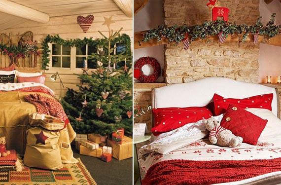 Navidad en tu dormitorio