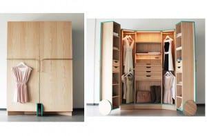 """Armario vestidor """"Walk-in Closet"""""""