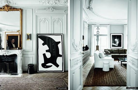 Apartamento clásico parisino