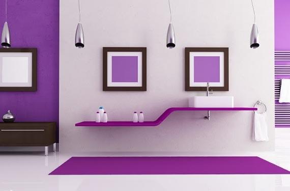 Baños con púrpura