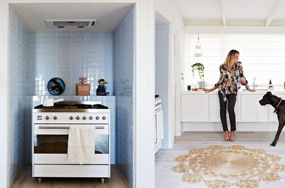 Cocina casa Melbourne