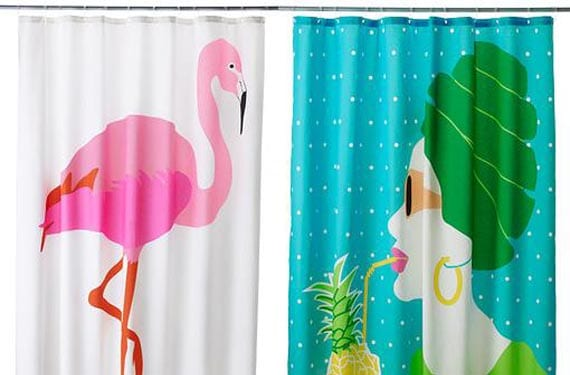 Las cortinas de ba o m s originales - Cortinas bano originales ...