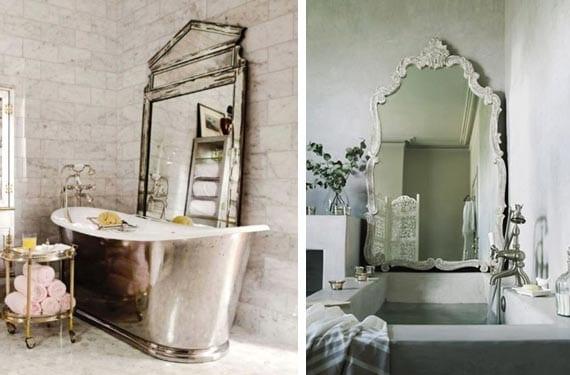Espejos vintage grandes