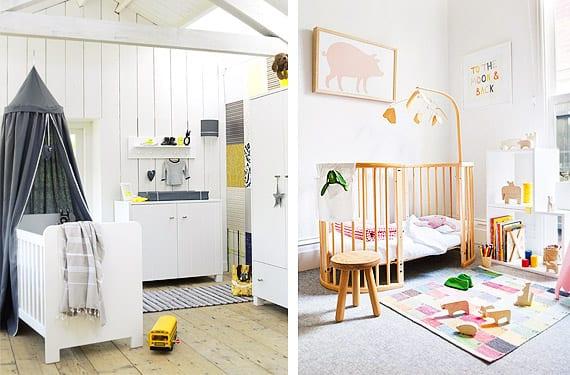Propuestas de decoraci n para la habitaci n del beb - Decoracion habitacion del bebe ...