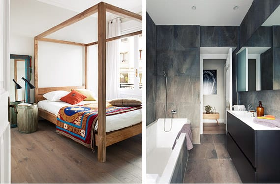 Casa estilo nórdico en Barcelona