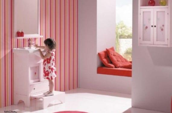 niños-baños
