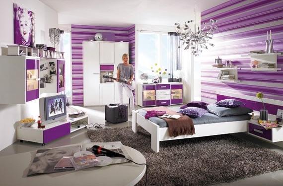 Orqu dea radiante ii dormitorios para el 2014 - Colori muro camera da letto ...