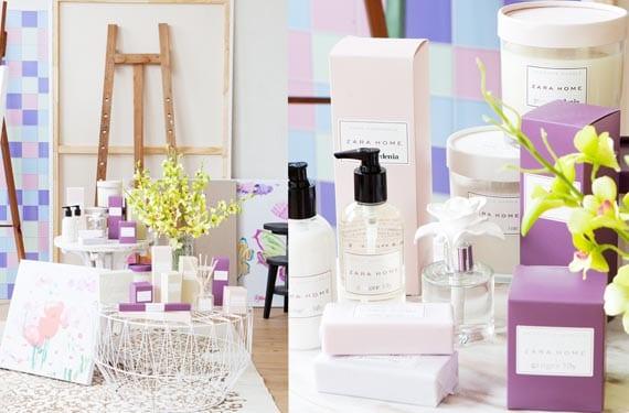 Colección de primavera en Zara Home