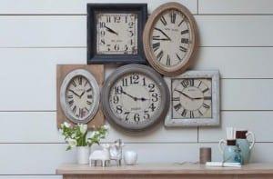 Relojes de estilo vintage