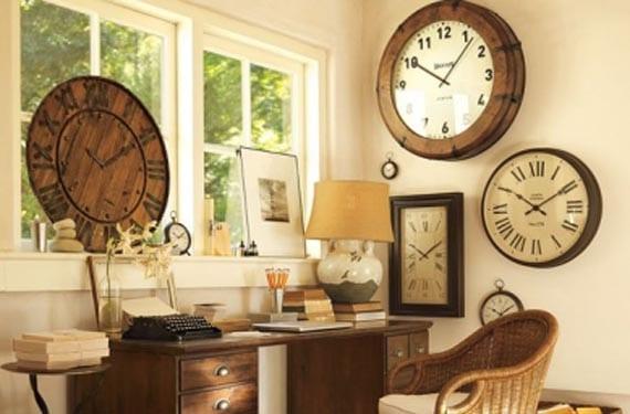 Relojes para tu pared