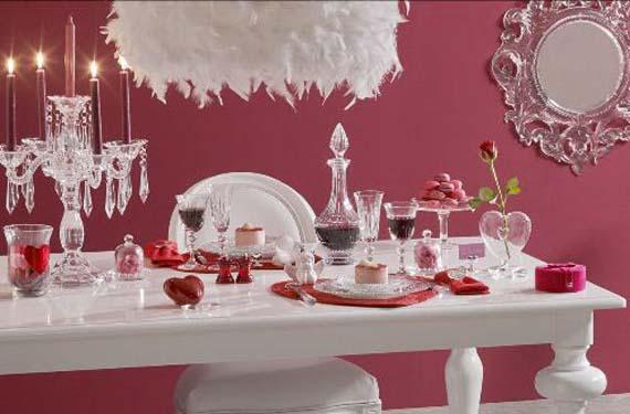 San Valentín en tu mesa