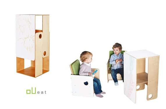 Tronas para gemelos Nuun Kids Design
