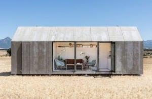 casa prefabricada transportable Ábaton