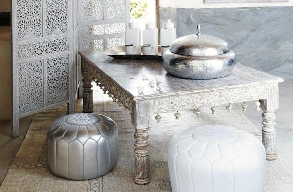 Estilo marroquí en casa