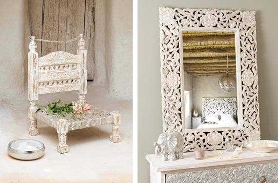 Estilo marroquí en detalles