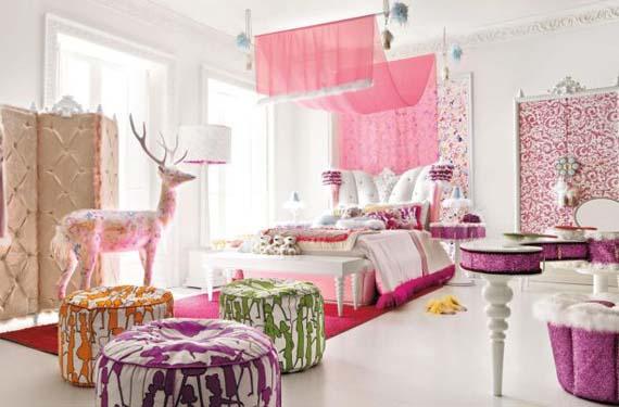 Habitaciones para chicas